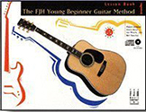 FJH Young Beginner Guitar Method, Lesson Book 1 (with CD)